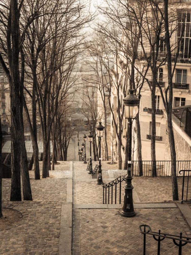 The famous staircase in Montmartre, Paris, France Frank, Assaf 103373