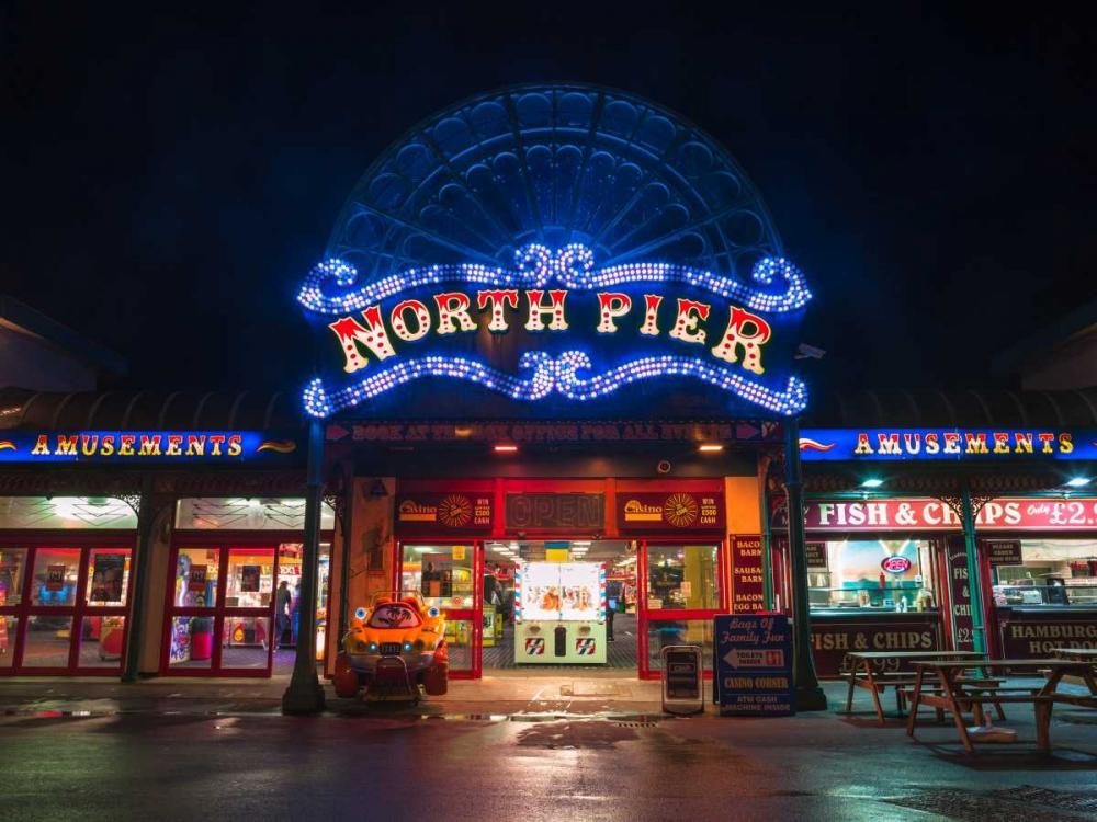 North Pier, Blackpool Frank, Assaf 103406