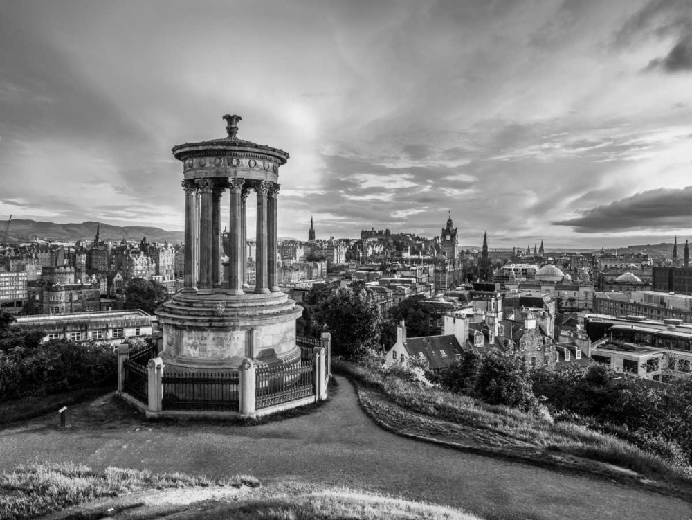 A view from Carlton Hill, Edinburgh, Scotland Frank, Assaf 104397