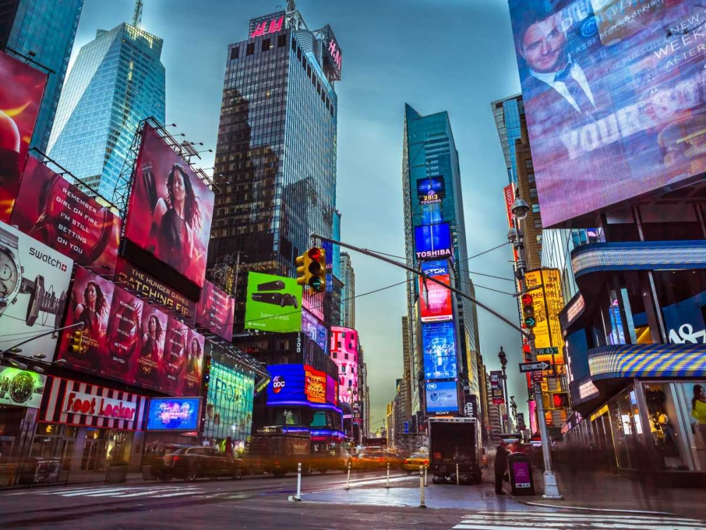 Image of Times Square, New York Frank, Assaf 103480