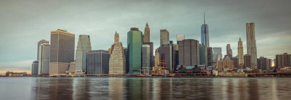 Lower Manhattan skyline, New York Frank, Assaf 103507