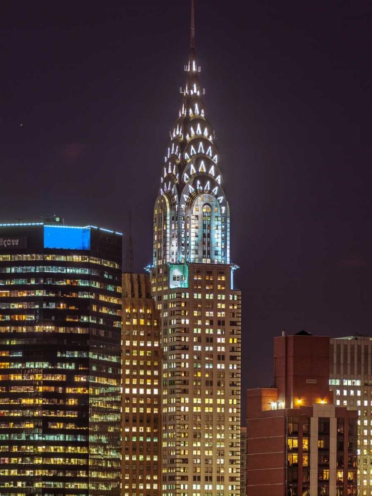 Chrysler Building in New York city Frank, Assaf 103552