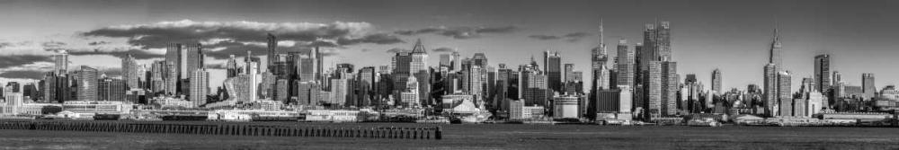 Panoramic view of Lower Manhattan skyline, New York Frank, Assaf 103567