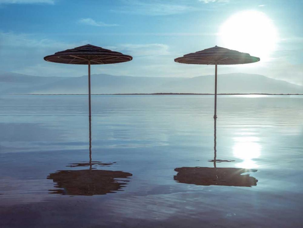 Parasol on Dead sea, Israel Frank, Assaf 103610
