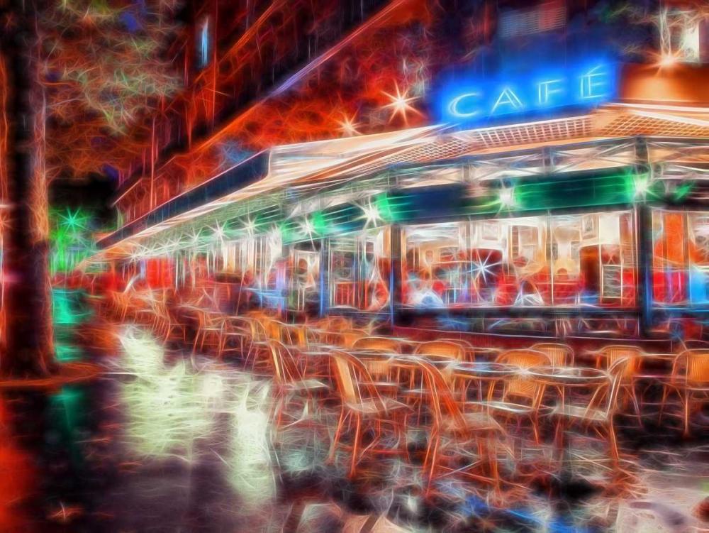 Sidewalk cafe in Paris, France Frank, Assaf 103694