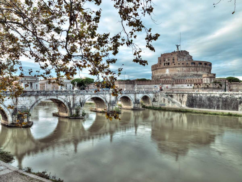 Castle St Angelo in Rome, Italy Frank, Assaf 103728