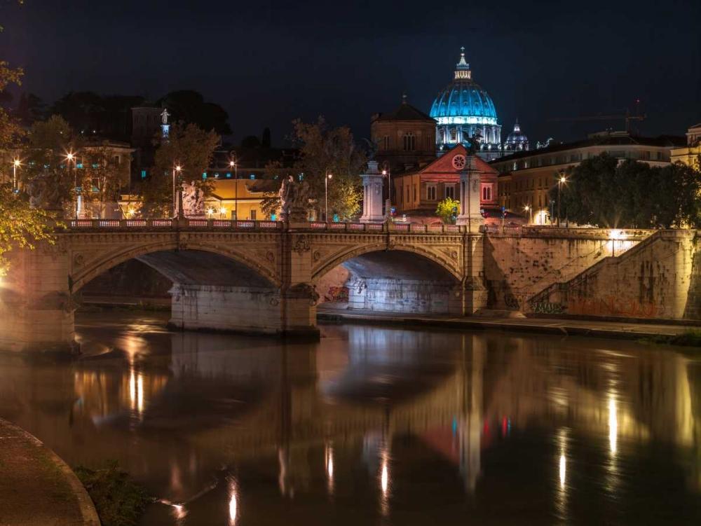 Castle St Angelo bridge in Rome, Italy Frank, Assaf 103735