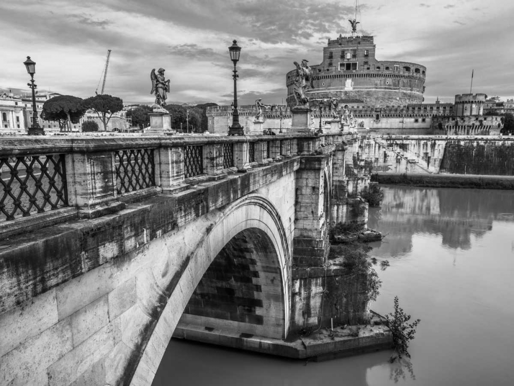 Castle St Angelo, Rome, Italy Frank, Assaf 103755