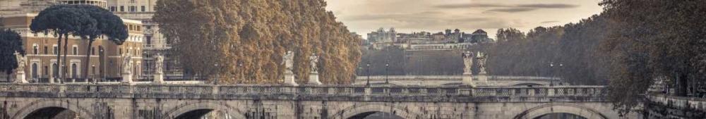 Saint Angelo bridge and Tiber River, Rome, Italy Frank, Assaf 103760
