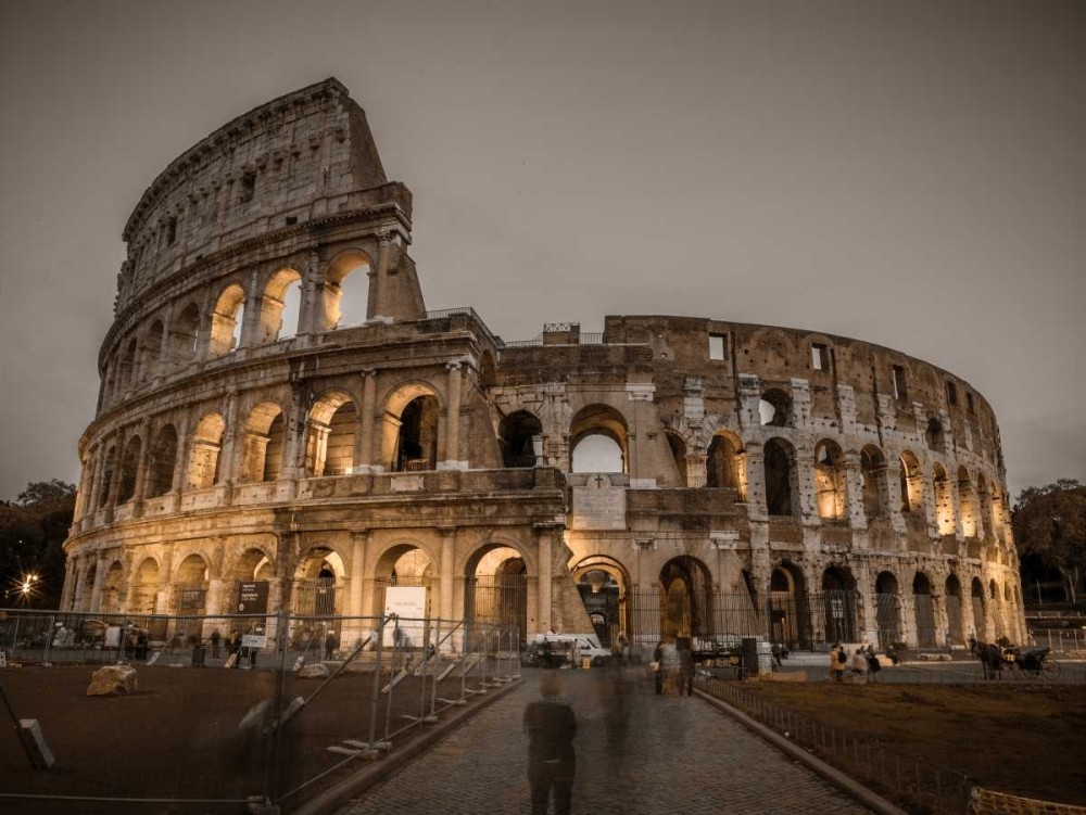 Famous Colosseum in Rome, Italy Frank, Assaf 103786