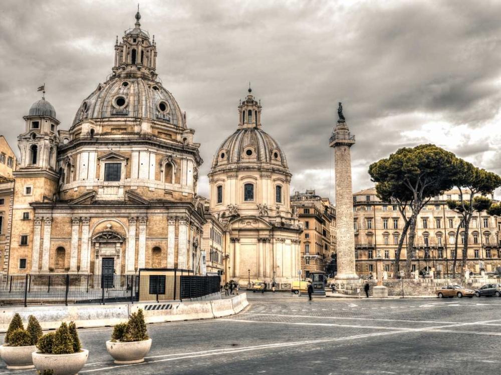 Santa Maria di Loreto church, Rome, Italy Frank, Assaf 103800
