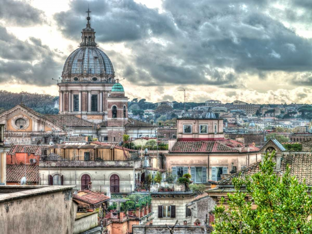 Vatican city with St. Peters Basilica, Rome, Italy Frank, Assaf 103835