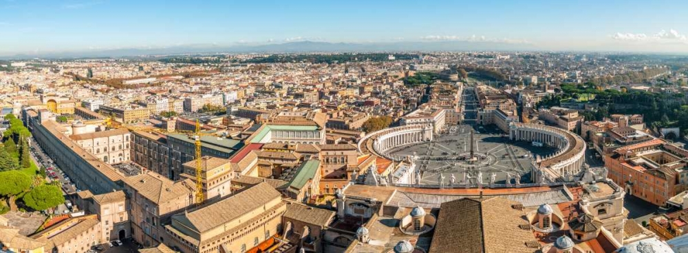 St. Peters Basilica, Rome, Italy Frank, Assaf 103854