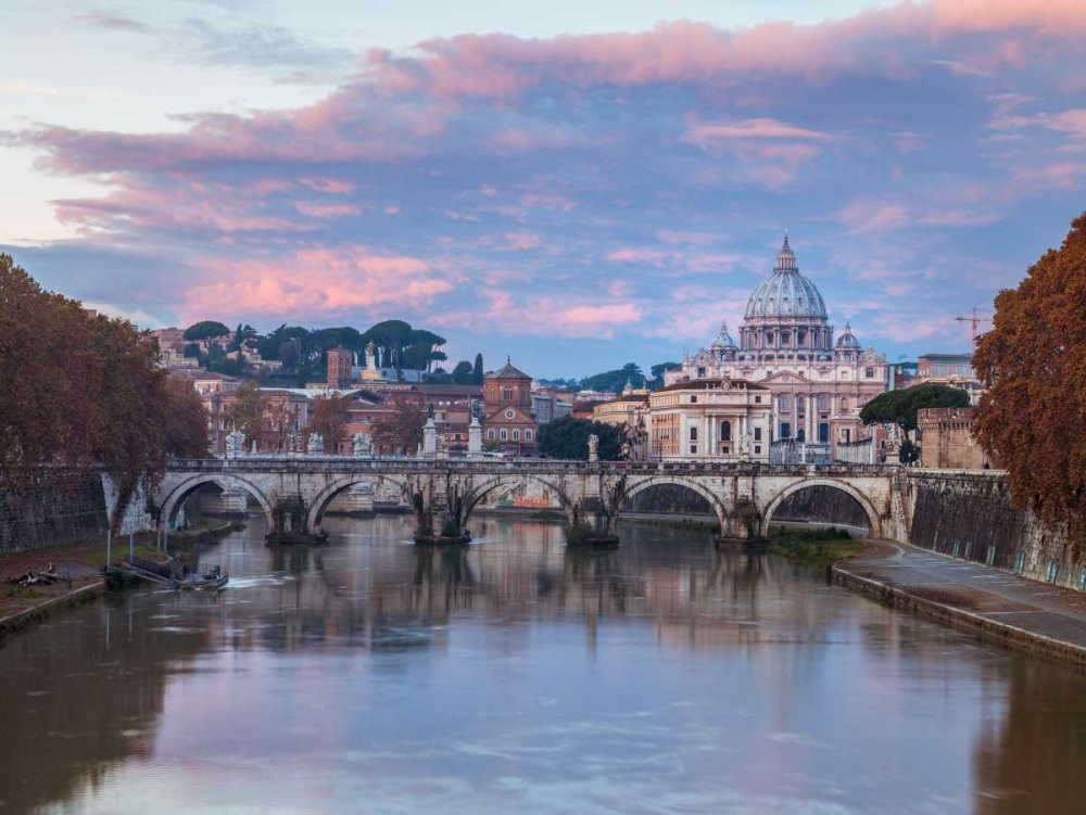 View of Basilica di San Pietro in Vatican, Rome, Italy Frank, Assaf 103866