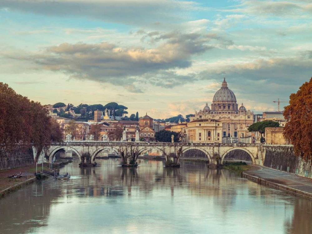 View of Basilica di San Pietro in Vatican, Rome, Italy Frank, Assaf 103869