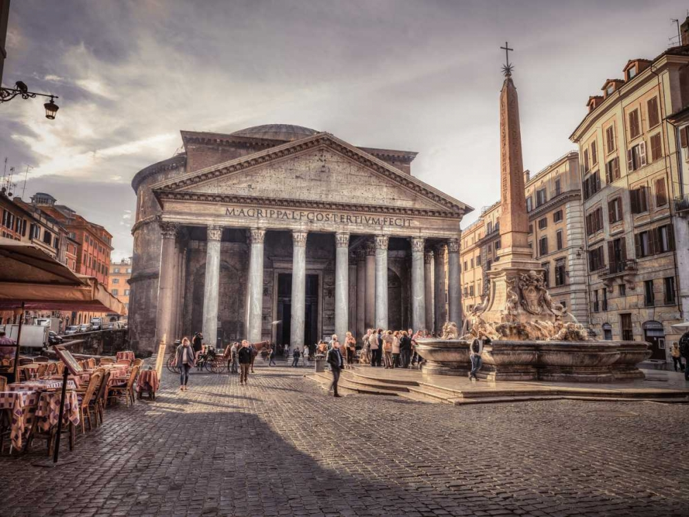 Pantheon in Rome, Italy Frank, Assaf 103872