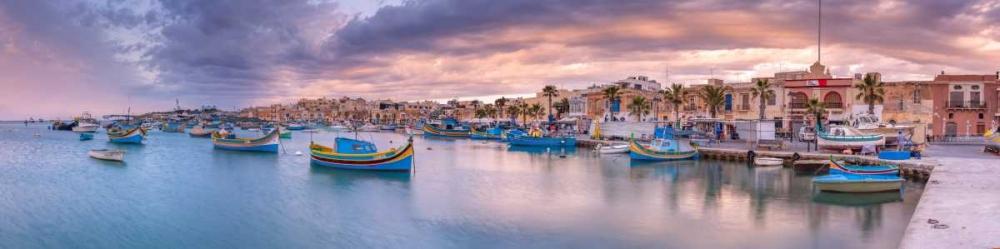 Marsaxlokk harbour, Malta Frank, Assaf 103956