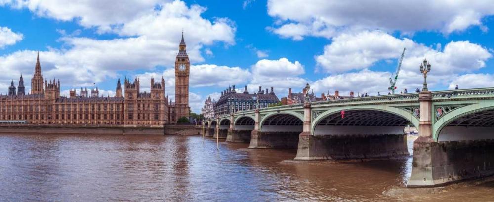 Houses of Parliament and Big Ben, London, UK Frank, Assaf 104008