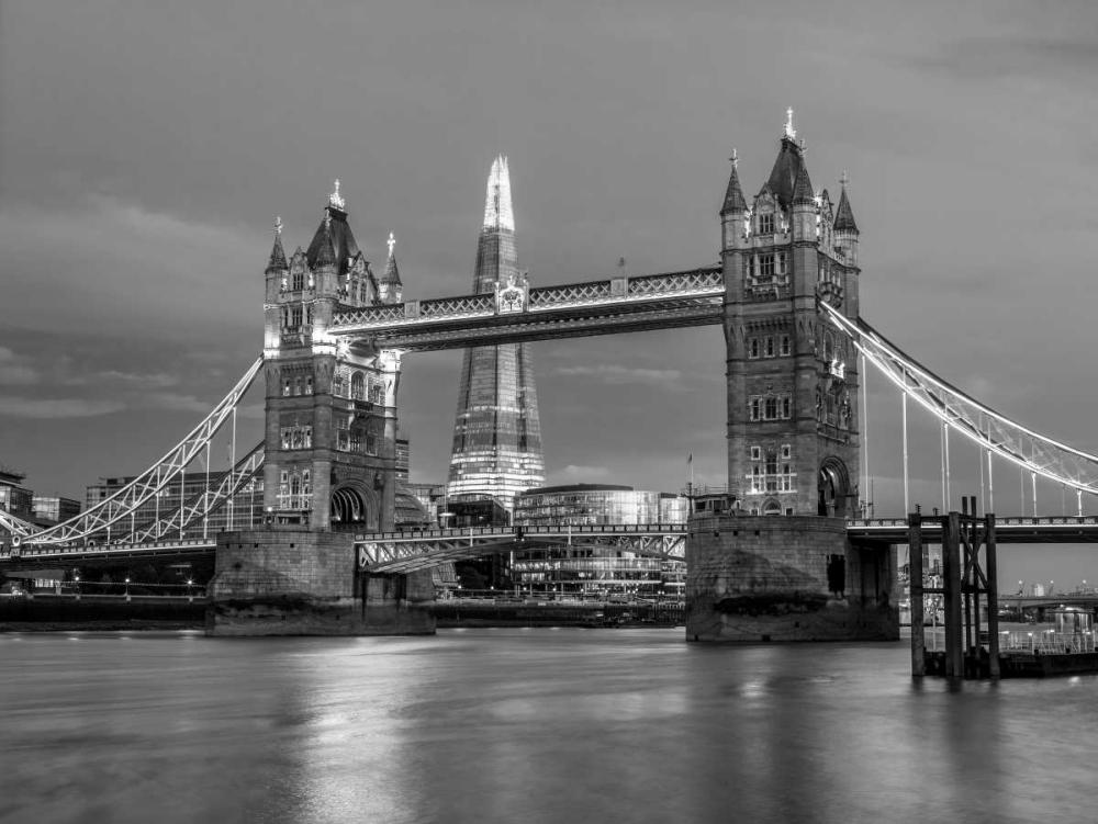 Tower bridge over river Thames in London, UK Frank, Assaf 104024