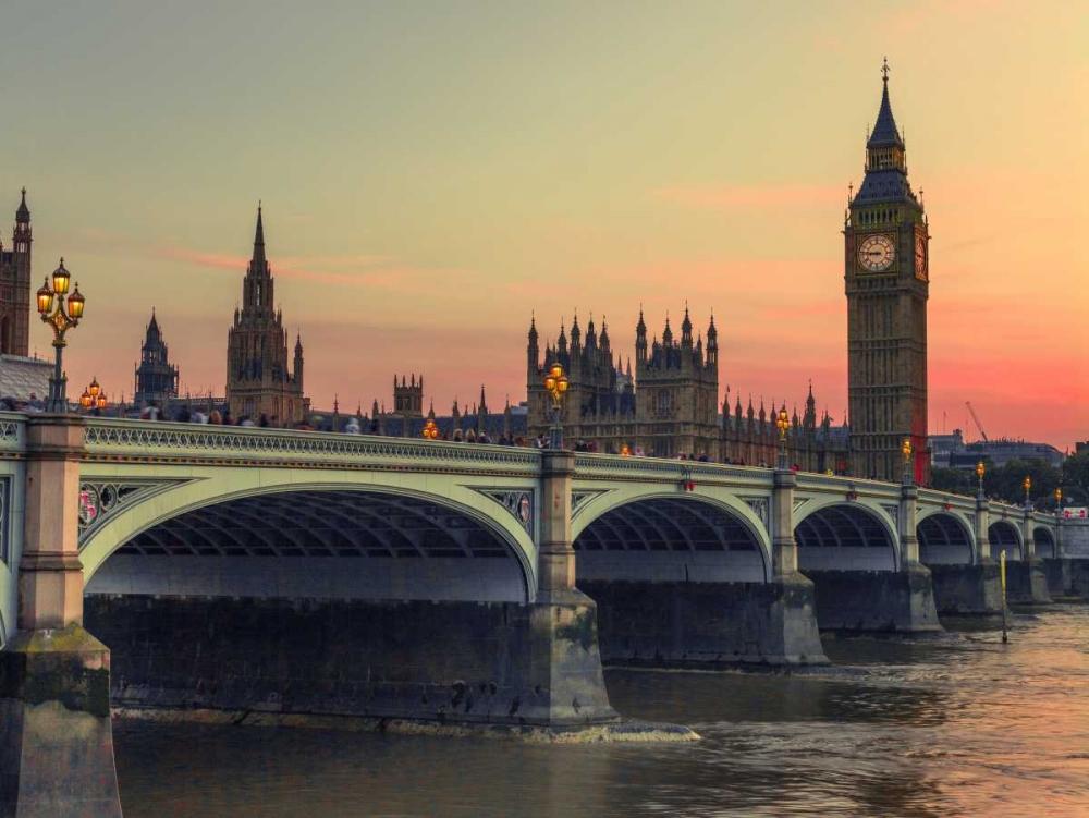 Westminster bridge and Big Ben, London, UK Frank, Assaf 104072