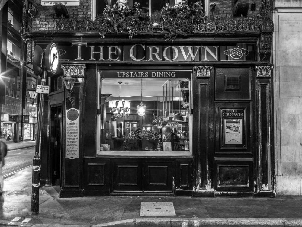 London city street in evening Frank, Assaf 104118