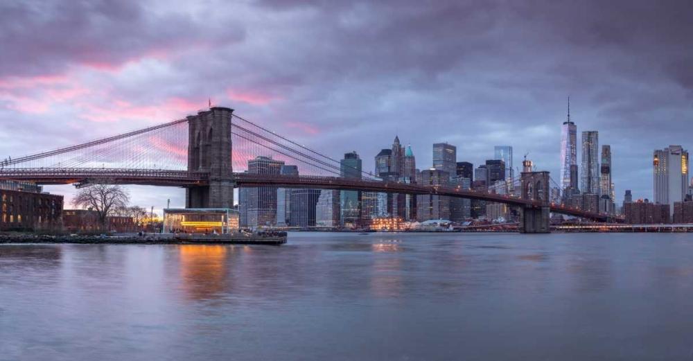 Brooklyn Bridge over East river, New York Frank, Assaf 104196