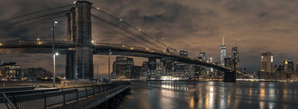 Brooklyn bridge over East river, New York Frank, Assaf 104207
