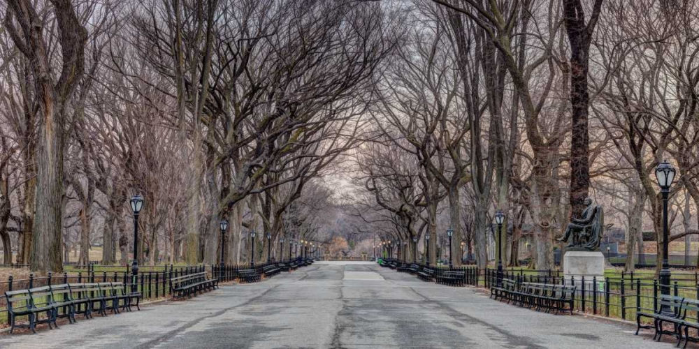 Pathway through Central park, New York Frank, Assaf 104225
