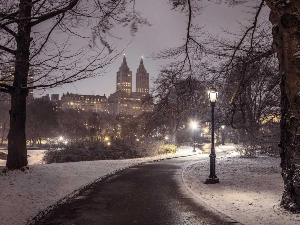 Central park with Manhattan skyline, New York Frank, Assaf 104238