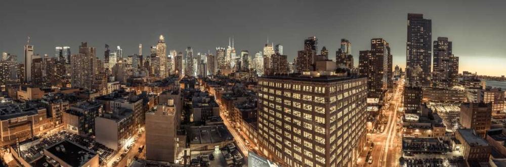 Lower Manhattan cityscape, New York Frank, Assaf 104263