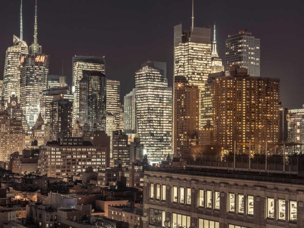 Lower Manhattan cityscape, New York Frank, Assaf 104265