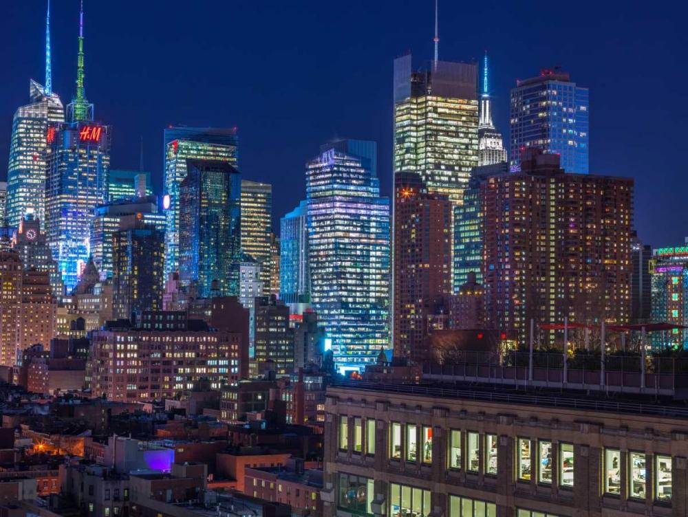 Lower Manhattan cityscape, New York Frank, Assaf 104264