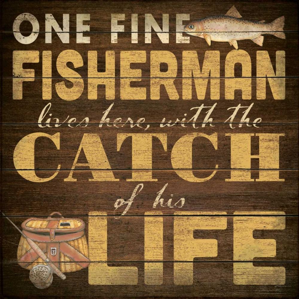 Fine Fisherman Marrott, Stephanie 70701
