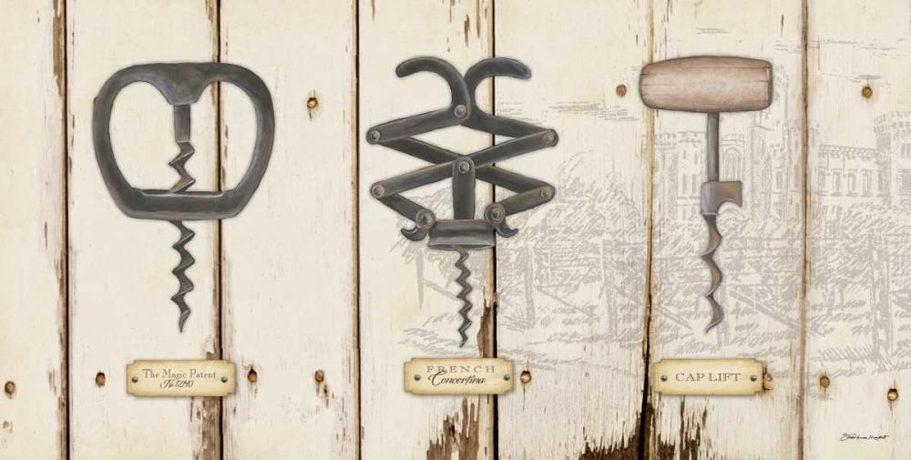 Corkscrews I Marrott, Stephanie 106105