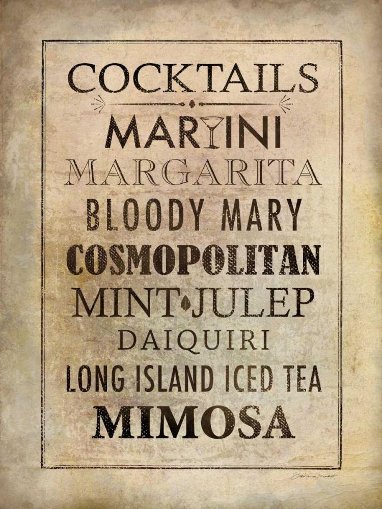 Vintage Cocktails Marrott, Stephanie 70757