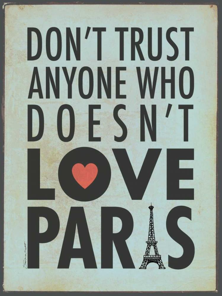 Love Paris Marrott, Stephanie 106150