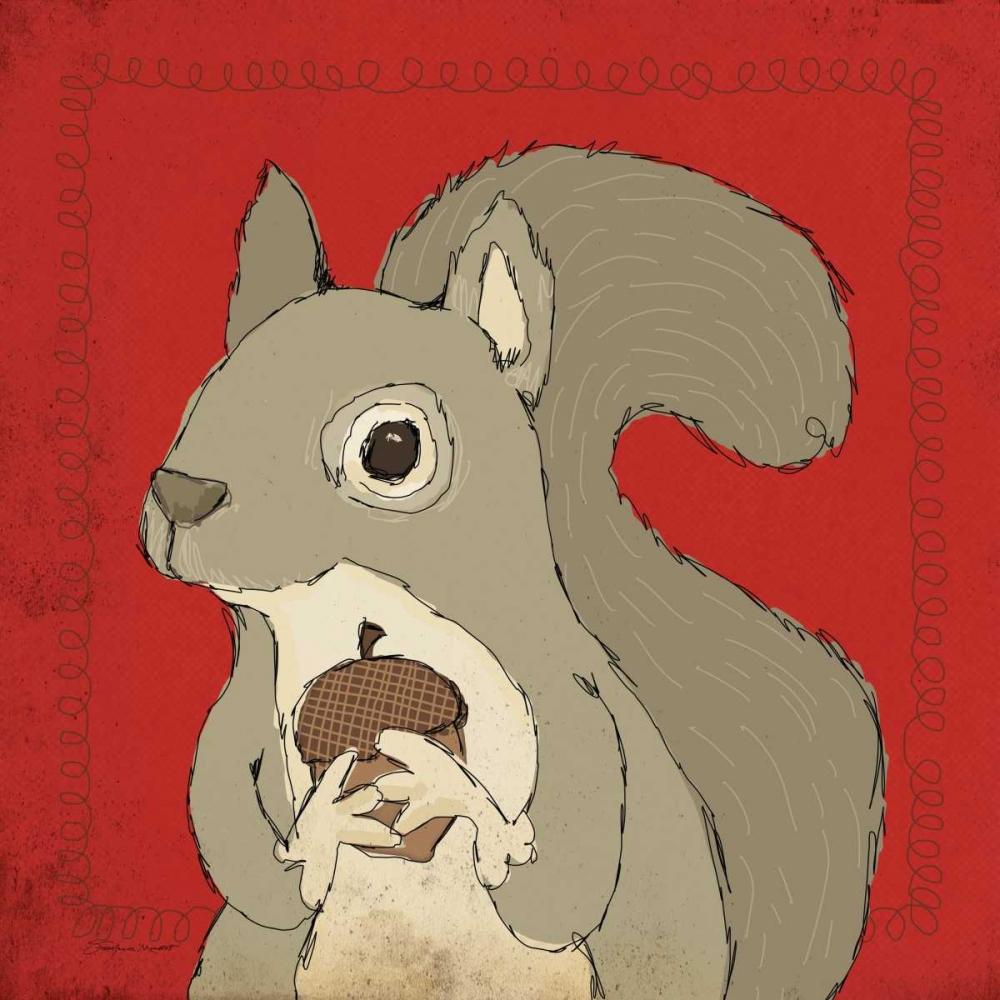 Squirrel Marrott, Stephanie 70776