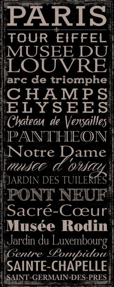 Tour Eiffel Marrott, Stephanie 70814