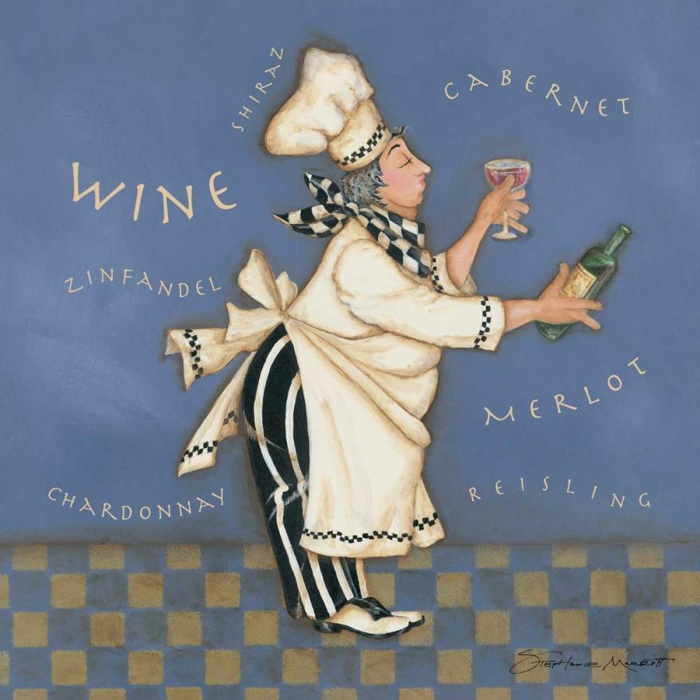 Wine Chef Marrott, Stephanie 70986