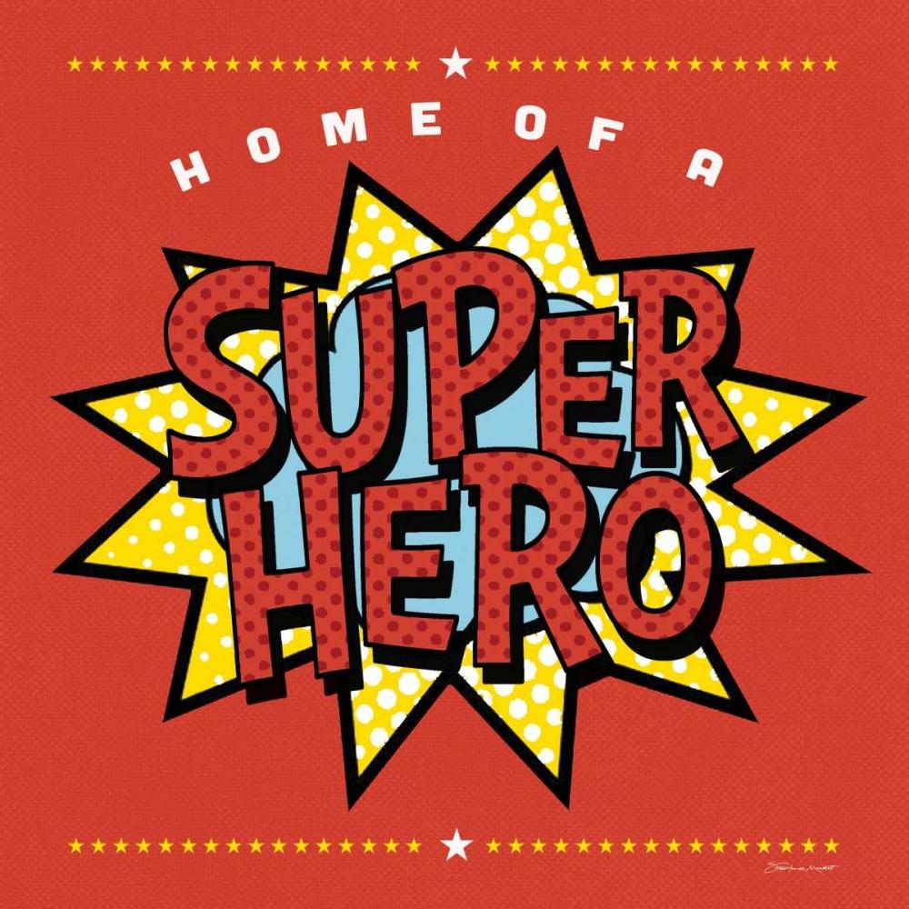 Superhero Girl Marrott, Stephanie 107470