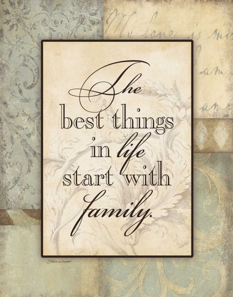 Start With Family Marrott, Stephanie 107498