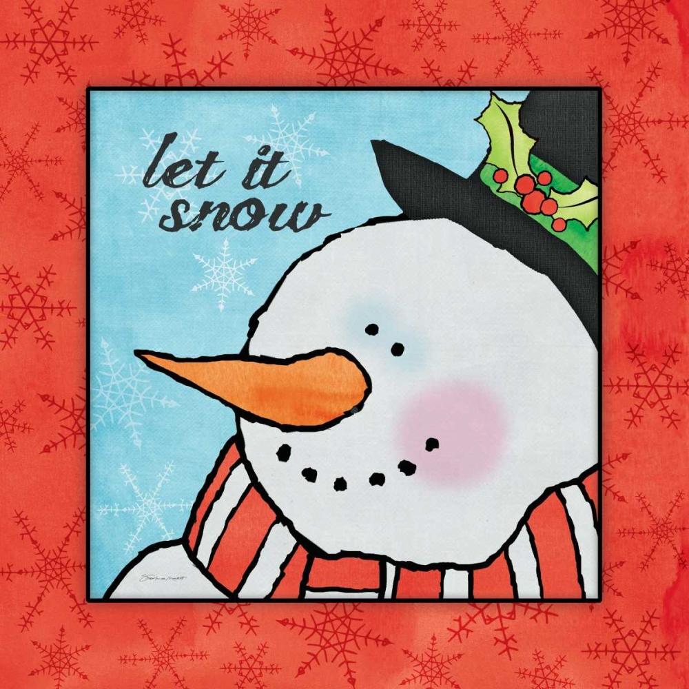 Let it Snow I Marrott, Stephanie 70330