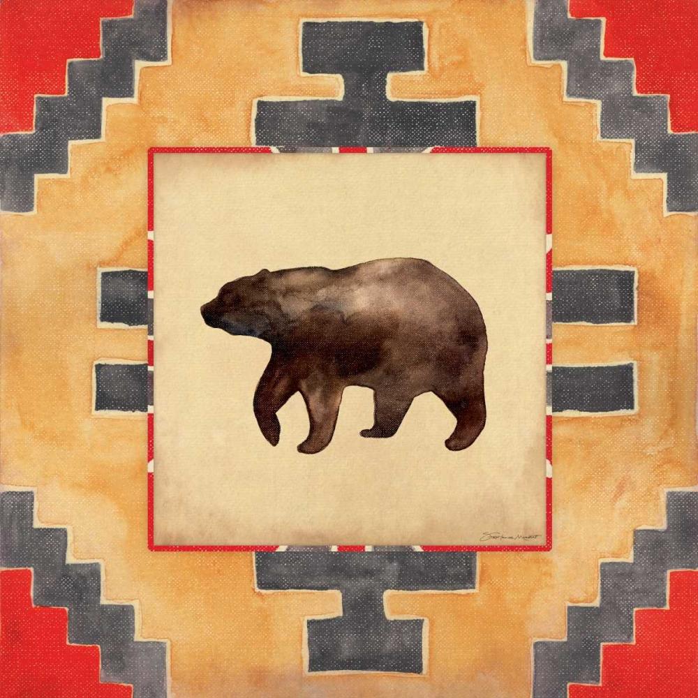 Bear Blanket Marrott, Stephanie 70338