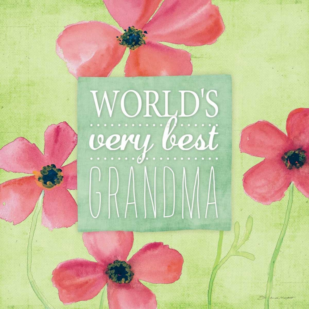 Best Grandma I Marrott, Stephanie 70355