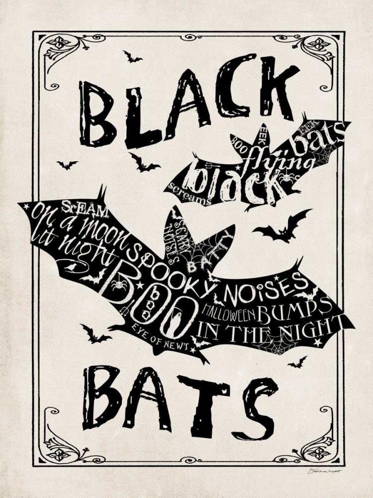 Black Bats II Marrott, Stephanie 70567