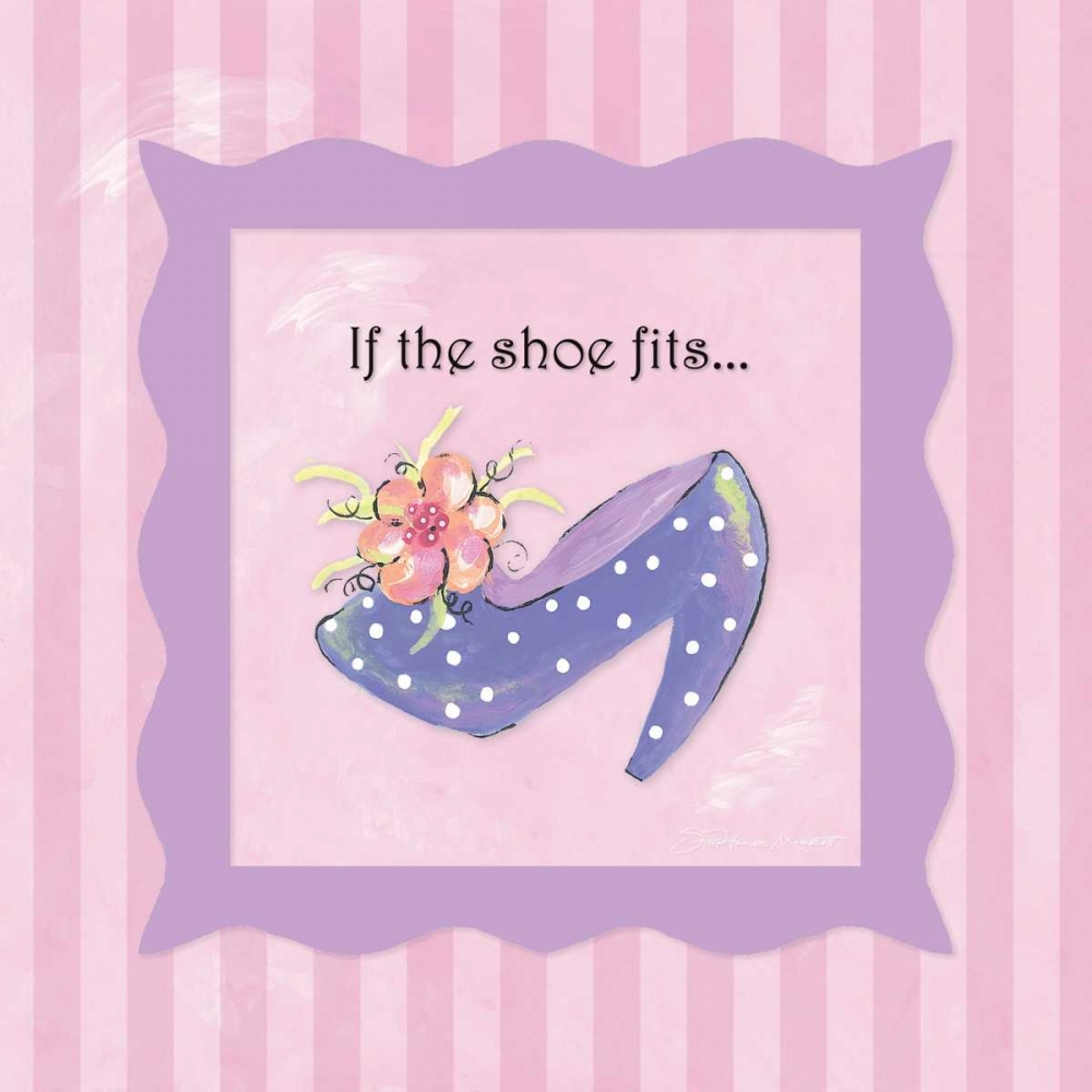 If the Shoe Fits Marrott, Stephanie 71106