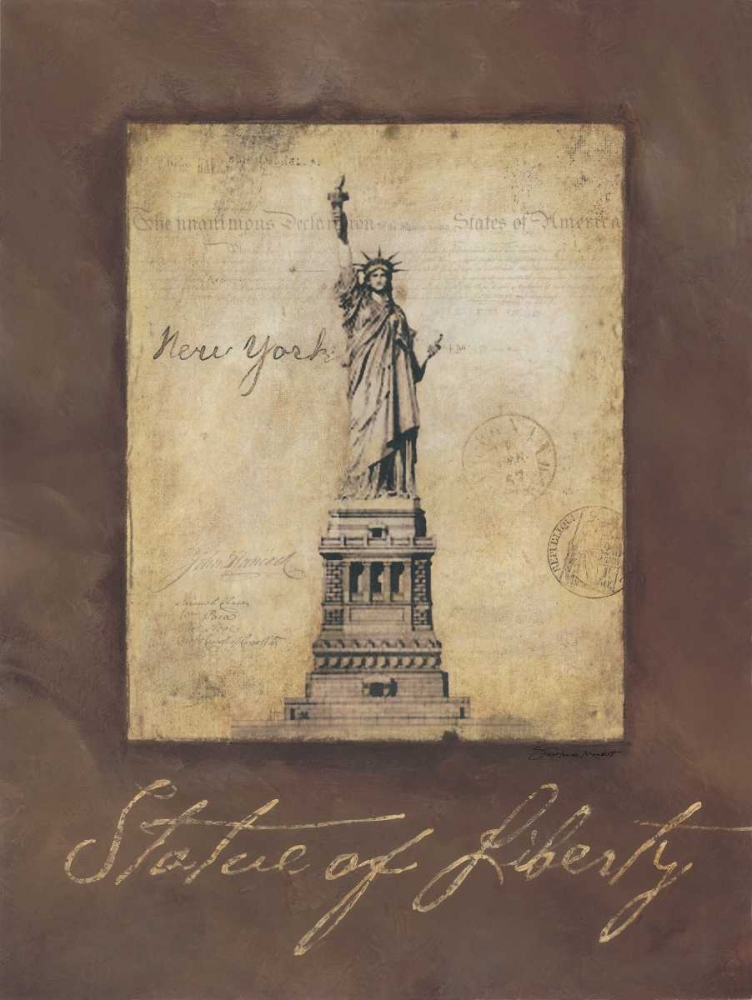 Statue of Liberty Marrott, Stephanie 71405