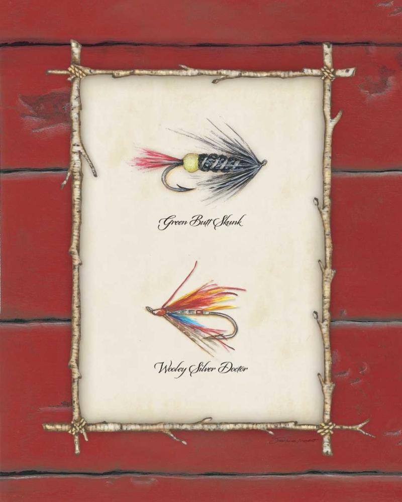 Fish Flies I Marrott, Stephanie 71569