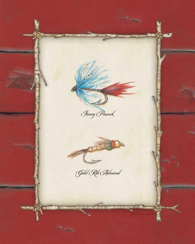 Fish Flies III Marrott, Stephanie 71570