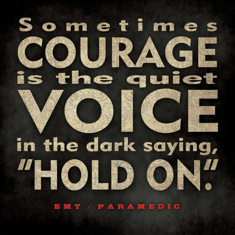 EMT Courage Marrott, Stephanie 71586